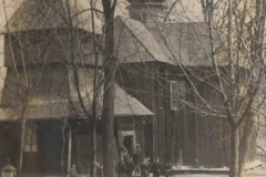 II wojna światowa, Kościół w Przytkowicach