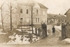 II wojna światowa, Plebania podczas II wojny