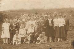 II wojna światowa, Uczestnicy wesela, lata 40-e