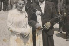 II wojna światowa, Ślub - sierpień 1944 r.