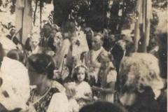 Boże Ciało, ok 1930 r.