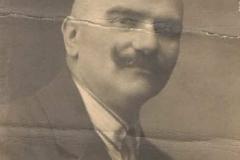Ludwik Ocetkiewicz - doktor praw, pełnomocnik dóbr księcia Lubomirskiego, ostatni właściciel majątku w Przytkowicach