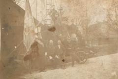 Straż Pożarna Przytkowice Górne, lata 20-30-e