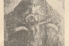 Obraz Trójca Święta z wyposażenia starego kościoła
