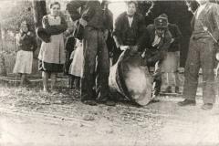 II wojna światowa, Wywiezienie dzwonów, 1941 r.