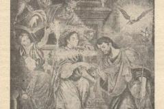 Obraz Zaślubiny Maryi z wyposażenia starego kościoła