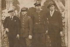 Służba wojskowa 1937 r.