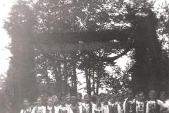 Wizytacja abpa  Adama Sapiehy, maj 1939 r.