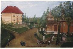 """II wojna światowa, Obraz """"Ostatnia droga dzwonów"""""""