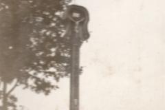 Krzyż przydrożny, 1936 r.