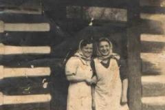 Dawny strój kobiecy