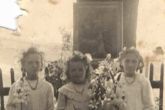 I Komunia św., 1932 r.
