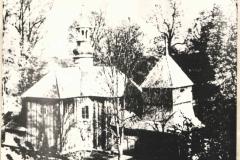 Dawny kościół