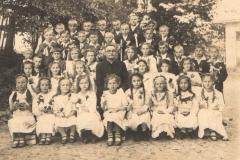 I Komunia Święta, 1945 r.