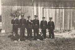 OSP Przytkowice 1950 r.