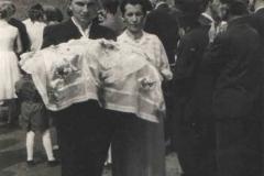 Po chrzcie - lata 60-te