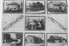 Pocztówka Przytkowice
