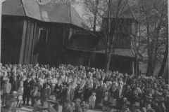 Kościół po wojnie