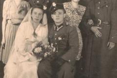 Ślub 1947 r.