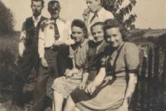 06 Rodzina Bedanrzów lata 50-e