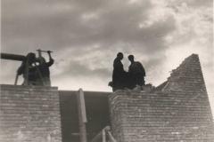 Ks Stopka i murarz na wieży
