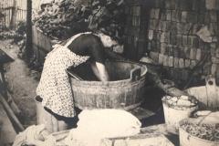 Pranie 1952 r.