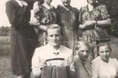 Przytkowianki, 1952/53 r.
