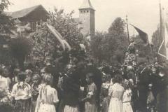 Procesja Bożego Ciała 1951 r.
