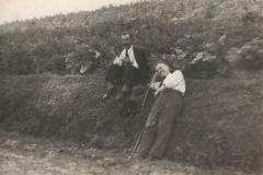Kacper Maryon z Pawłem