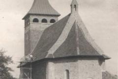 Budowa - lato 1952 r.