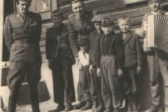 Odwiedziny wojskowych w szkole