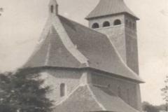Widok ogólny kościoła