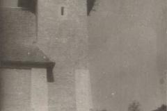 Budowa hełmu na wieży