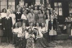 W tańcu Cygańskiego 1954-55r.