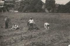 rodzina Kowalczyków lata 70-e
