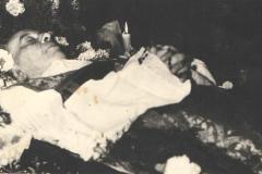 Zdjęcie pośmiertne ks. Stopki