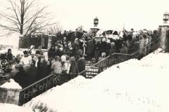 II 1978 r.Pogrzeb ks St. Stopki