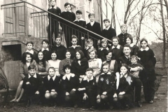 Zdjęcie klasowe 1970 lub 1972 r.