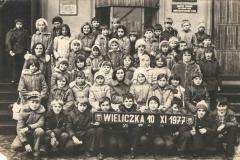 Wycieczka szkolna do Wieliczki 1977 r.