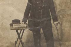 Józef Sikora, 1918 r.