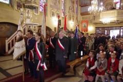 Obchody - w kościele (1)