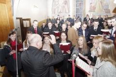 Obchody - w kościele (15)