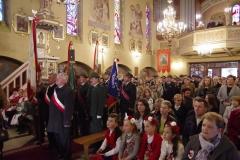 Obchody - w kościele (2)