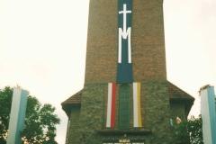 Nawiedzenie obrazu Matki Bożej Częstochowskiej 23 X 1991 r.